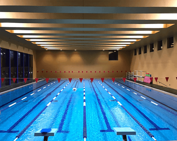 Swinming Pool Lighting project
